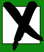 X marks the ballot