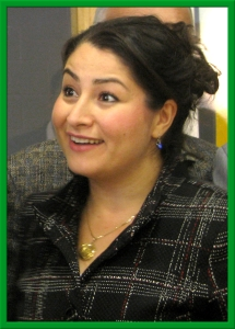 Maryam Monsef, Minister of Democratic Institutions